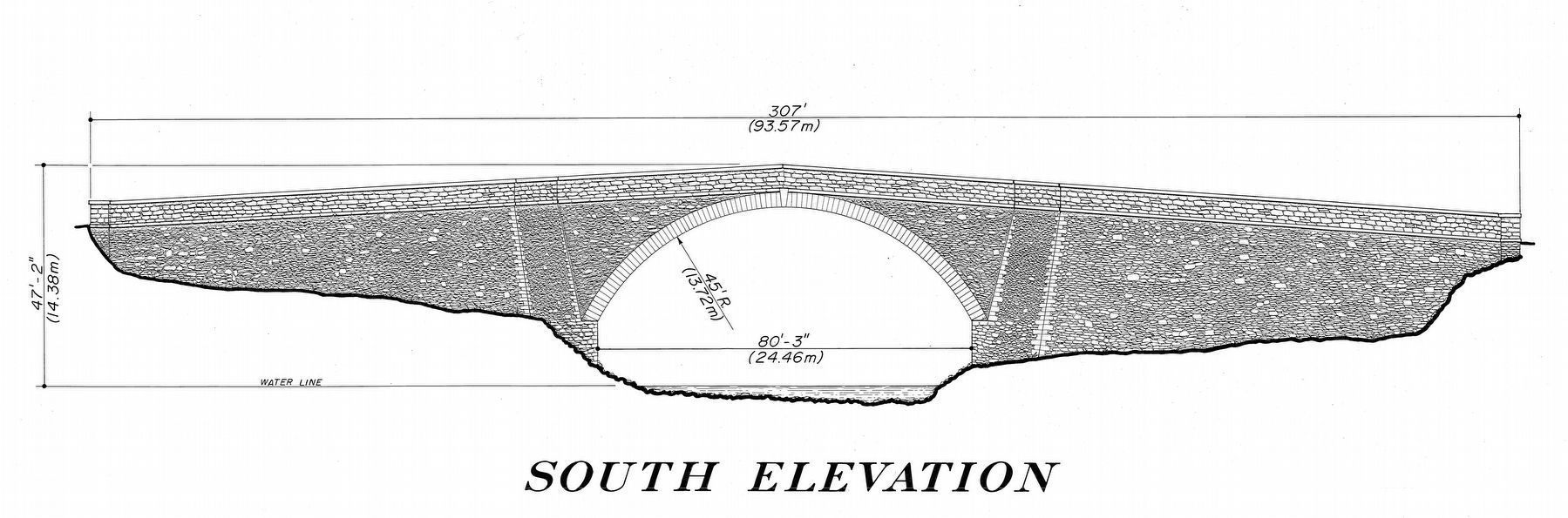 South Elevation image. Click for full size.