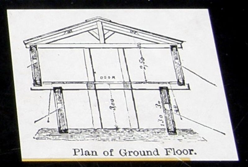 Insert - blockhouse plan image. Click for full size.