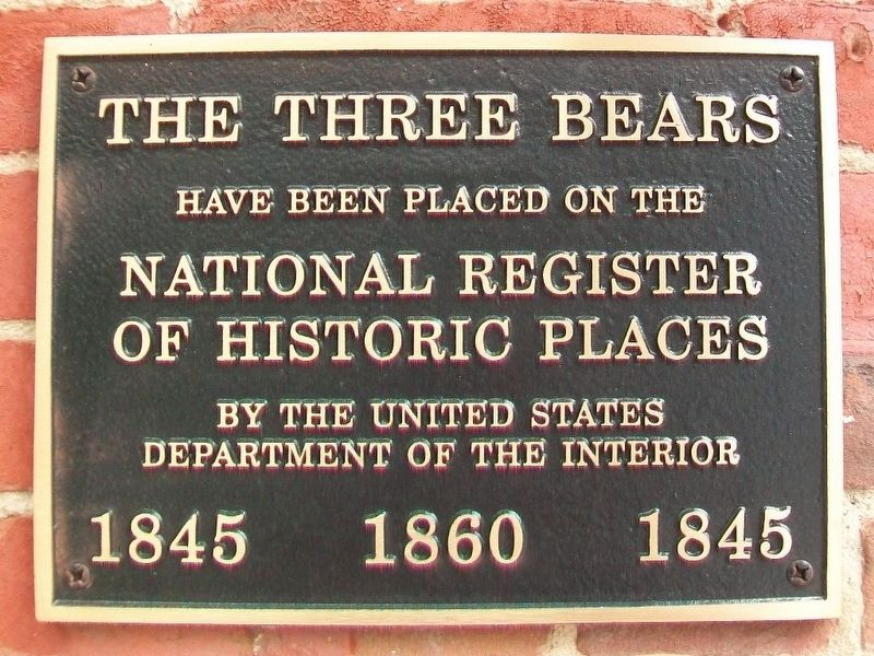 1845 Seneca County Historic Court House Complex NRHP Marker image, Touch for more information