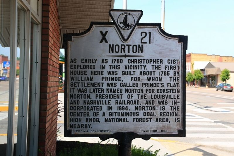 Norton Marker image. Click for full size.