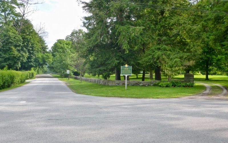 Wide view of Park-McCullough House marker image. Click for full size.