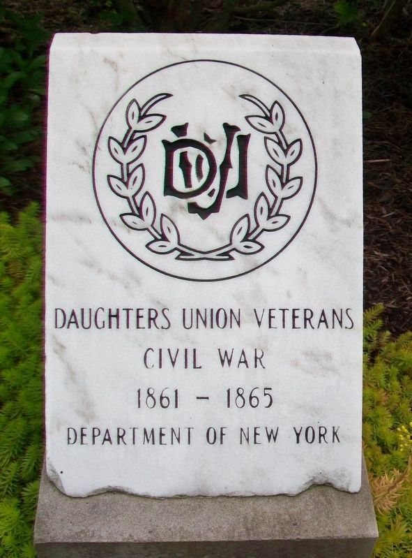 American Civil War Memorial DUVCW Marker image. Click for full size.