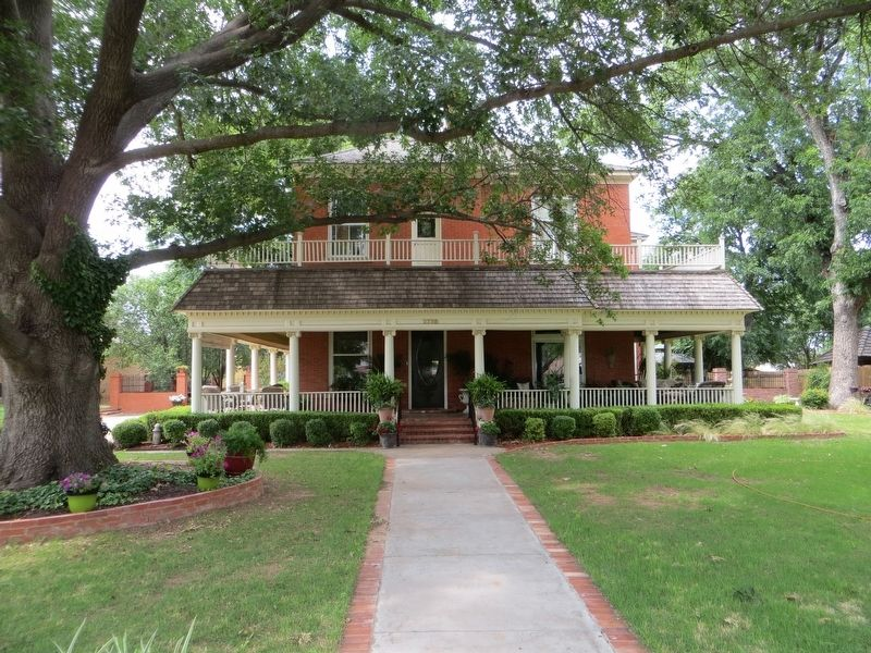 Waggoner-Hicks House image. Click for full size.
