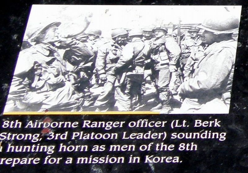 Insert - Rangers in Korea image. Click for full size.