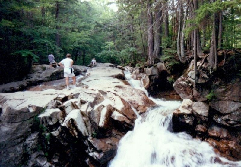 Franconia Notch State Park-within the park image. Click for full size.
