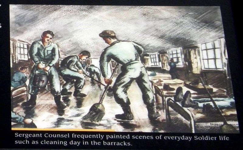 Insert - A Frederick A. Counsel painting image. Click for full size.