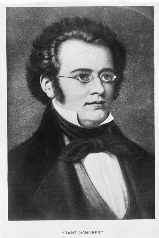 Franz Schubert image. Click for full size.