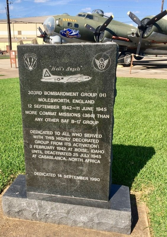 "<i>""Hell&#39;s Angels""</i> Memorial. image. Click for full size."
