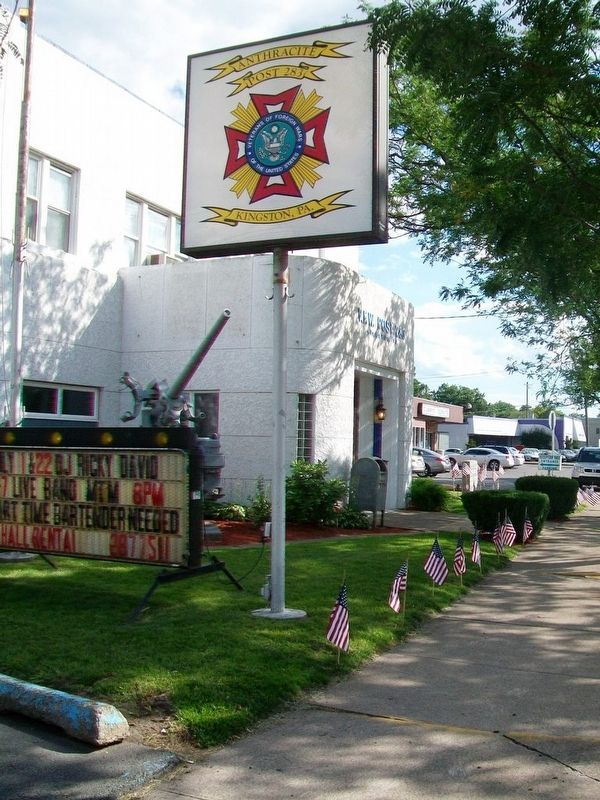 Anthracite VFW Post 283 image. Click for full size.