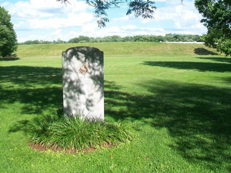 Wyoming Seminary Presidents' Lost Graves Memorial image. Click for full size.