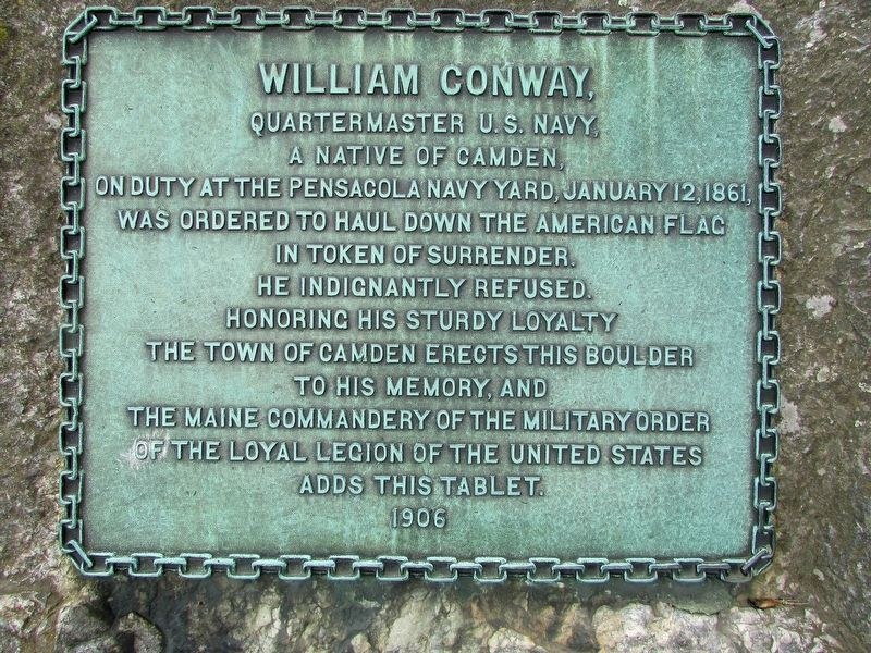 William Conway Marker image. Click for full size.
