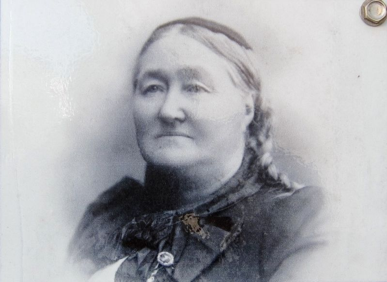 Torfhildur Hólm Marker: Closeup of Photo image. Click for full size.