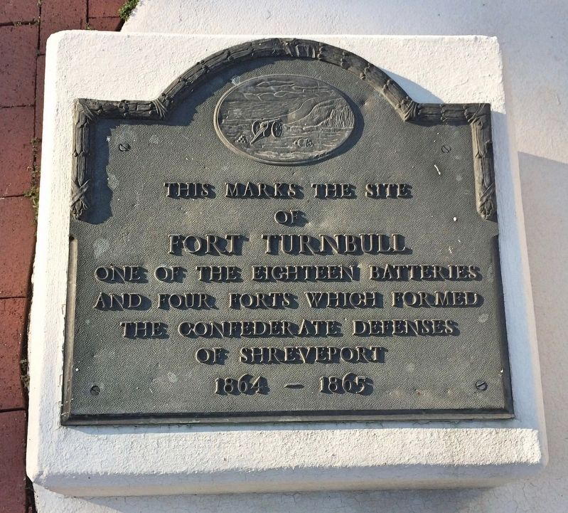 Fort Turnbull Marker image. Click for full size.