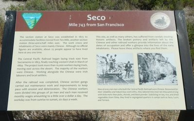 Seco Marker image. Click for full size.