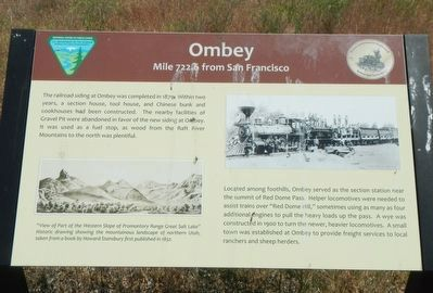 Ombey Marker image. Click for full size.