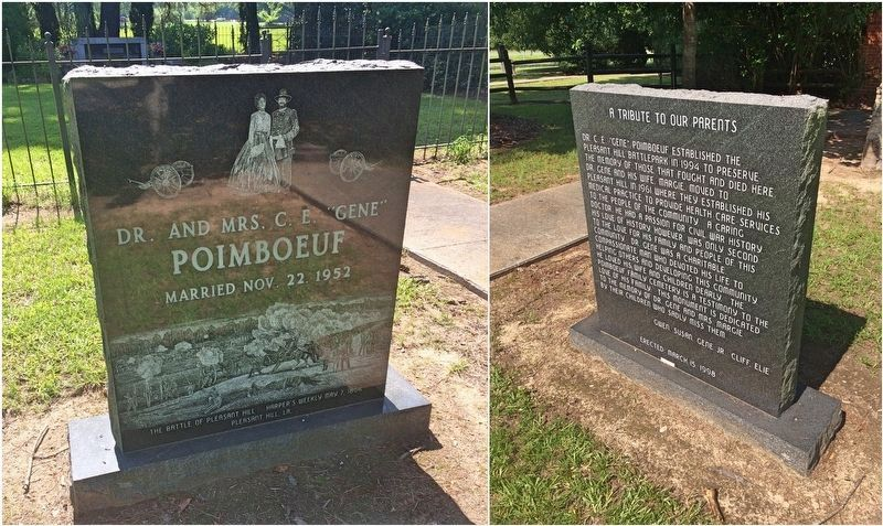 Owners of Battle Park Remembrance. image. Click for full size.
