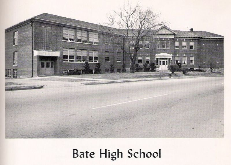 Bate High School image. Click for full size.