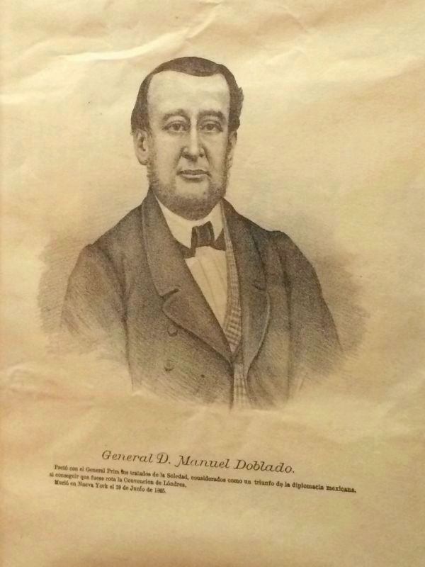 Manuel Doblado image. Click for full size.