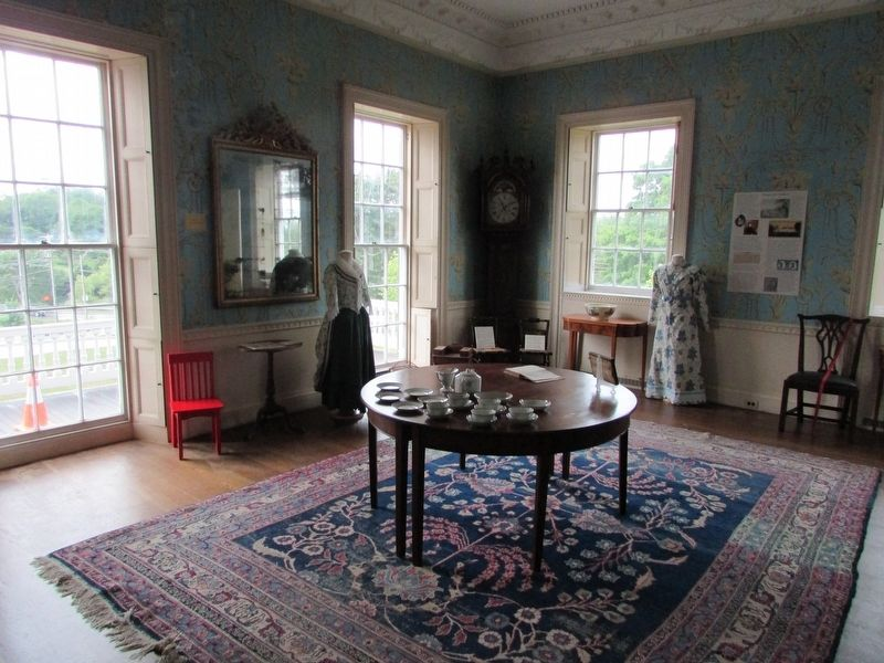 Inside General Henry Knox's Estate image. Click for full size.