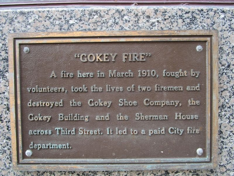 """Gokey Fire"" Marker image. Click for full size."