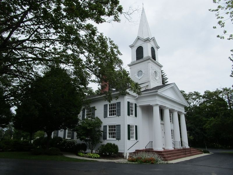 The Historic First Church of Evans image. Click for full size.