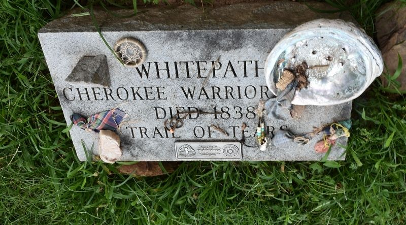 Chief WhitePath Grave image. Click for full size.
