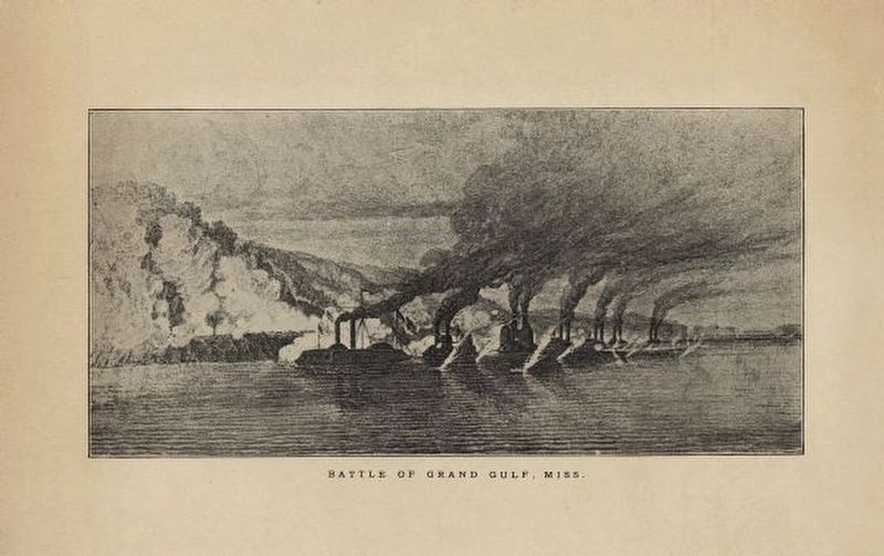 Battle of Grand Gulf image. Click for full size.