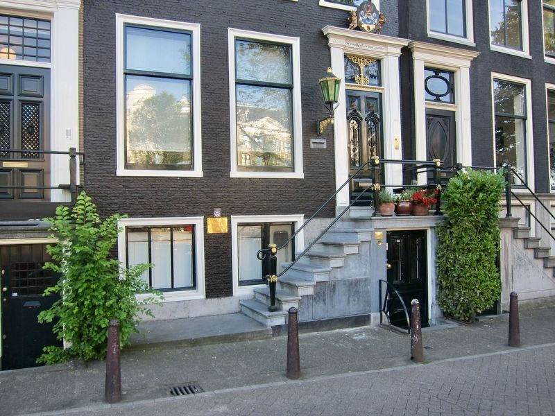 Keizersgracht 456-462 Residences Marker - Wide View image. Click for full size.