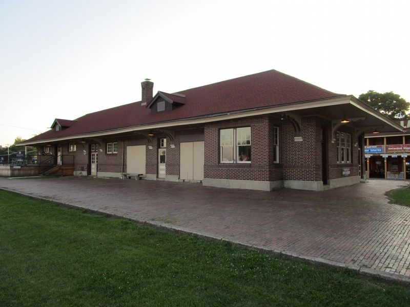 Mayville Station image. Click for full size.