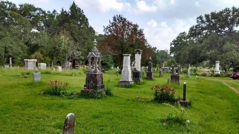 Greenwood Cemetery image. Click for full size.