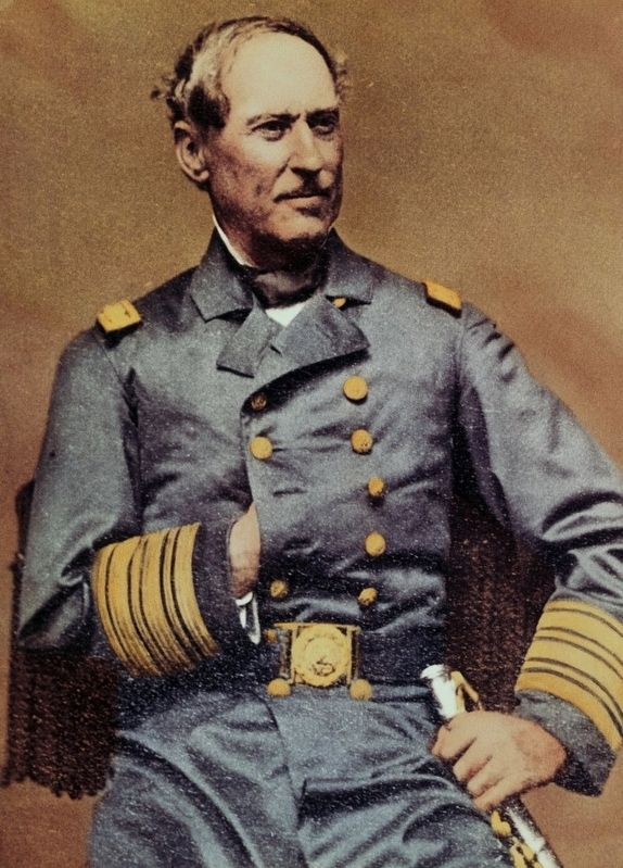 Admiral David G. Farragut image. Click for full size.