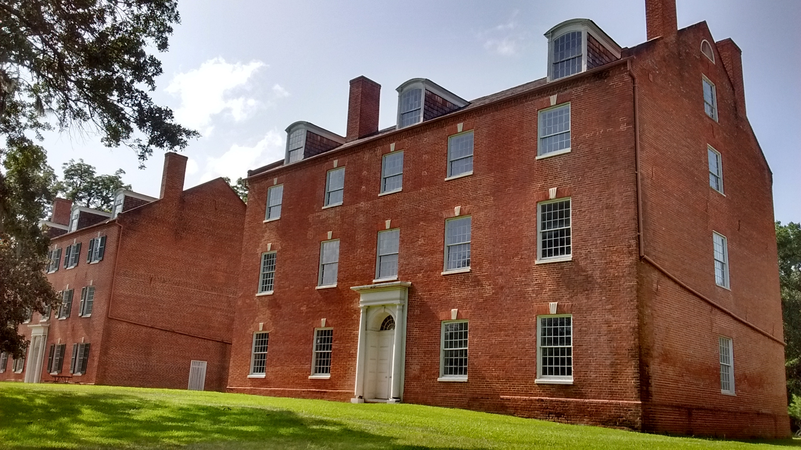 Jefferson Military College - East Wing (1819)
