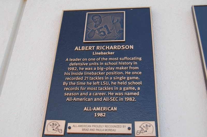 Albert Richardson Marker image. Click for full size.