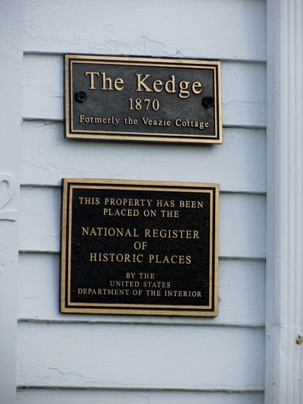The Kedge Marker image. Click for full size.