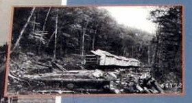 Insert 2 - A logging camp on wheels image. Click for full size.