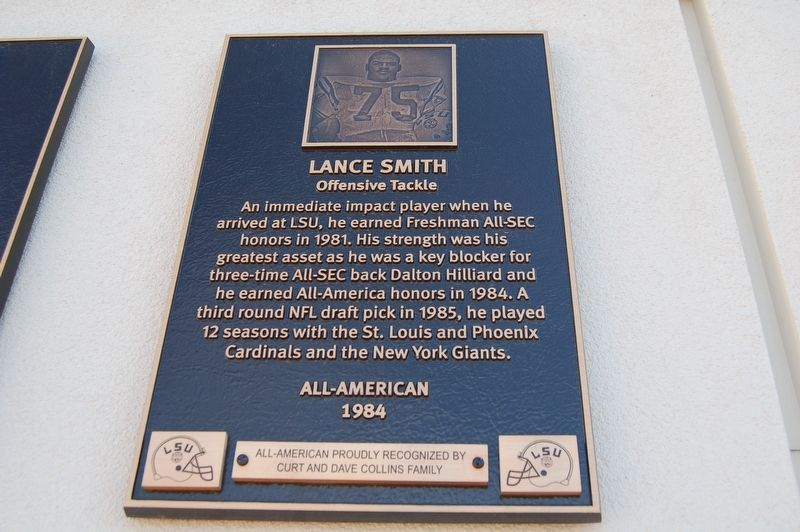 Lance Smith Marker image. Click for full size.