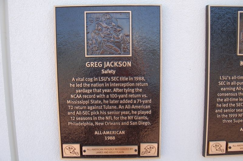 Greg Jackson Marker image. Click for full size.
