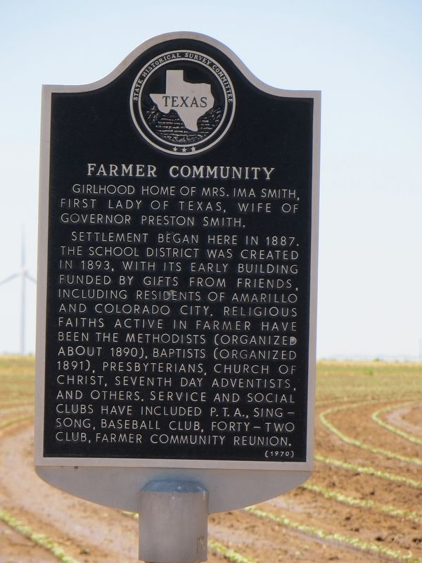 Farmer Community Marker image. Click for full size.