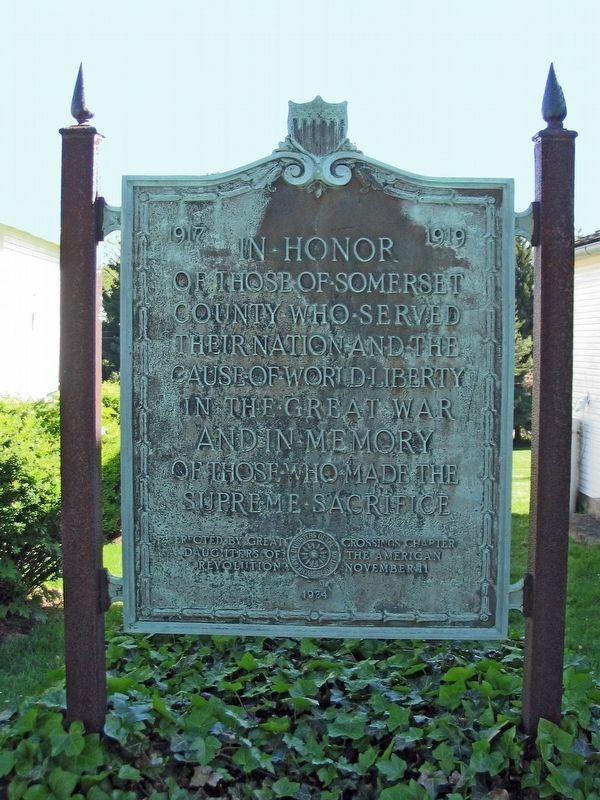 The Great War Marker image. Click for full size.