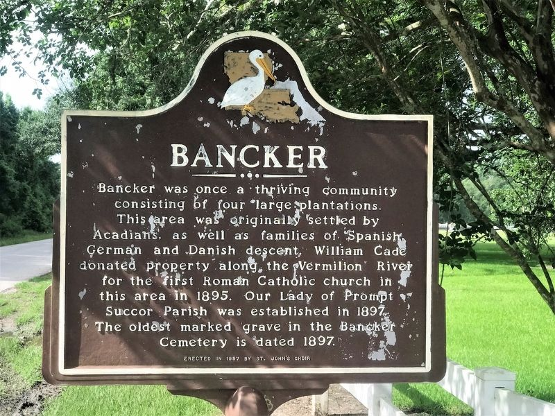 Bancker Marker image. Click for full size.