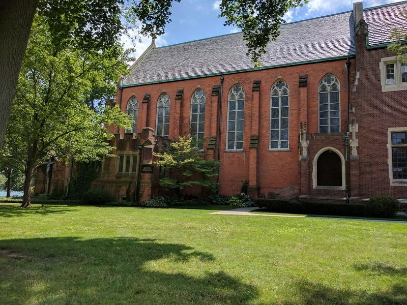 Grosse Pointe Academy Chapel image. Click for full size.