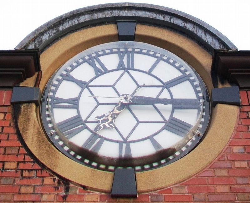 One of the Refurbished Milton Clock Faces image. Click for full size.