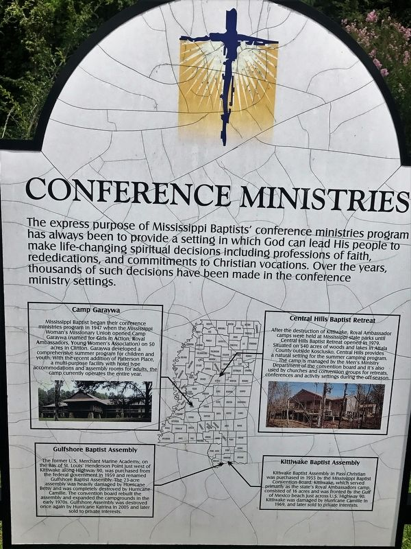 Conference Ministries Marker image. Click for full size.