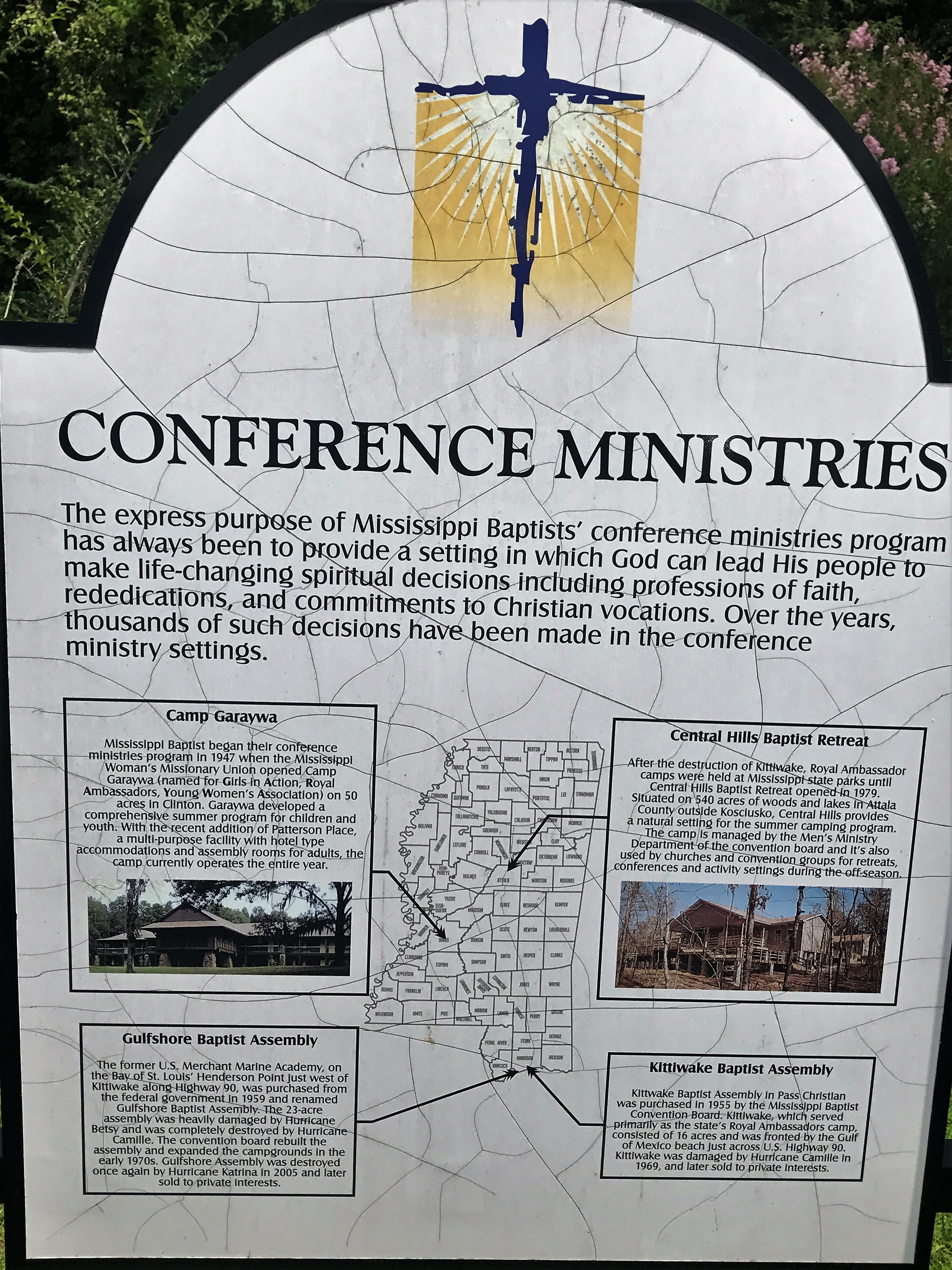 Conference Ministries Marker