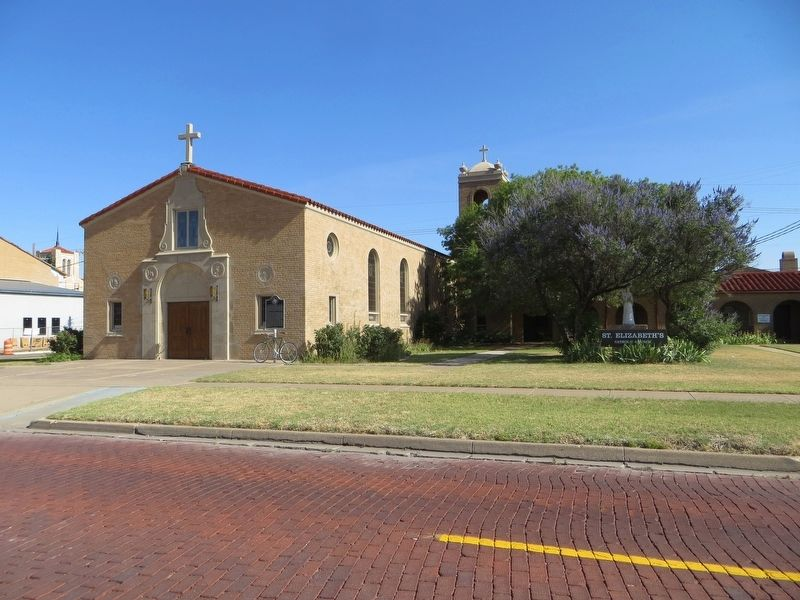 St. Elizabeth's Catholic Church image. Click for full size.