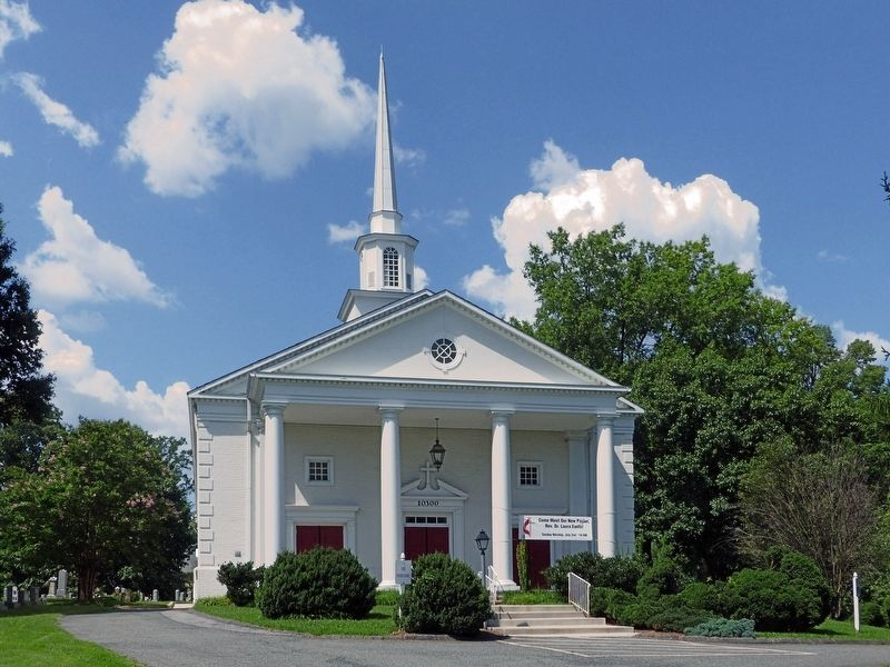 Potomac United Methodist Church image. Click for full size.