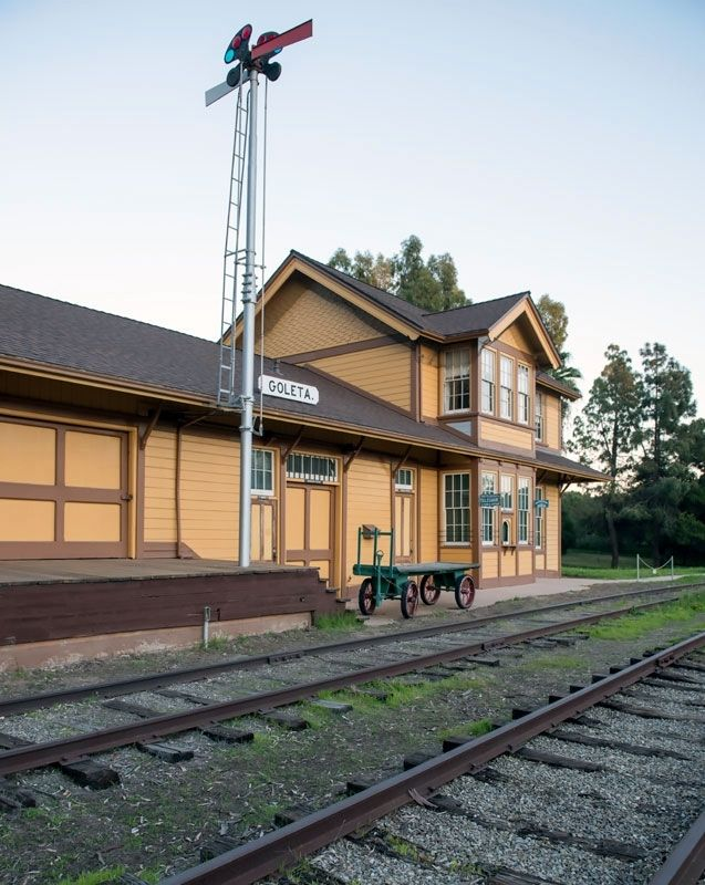 Goleta Depot image. Click for full size.