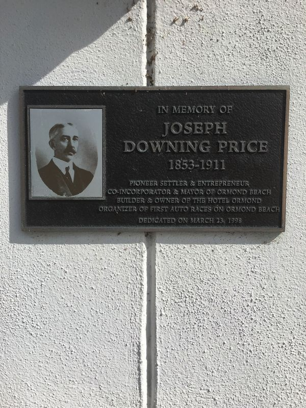 Joseph Downing Price Marker image. Click for full size.