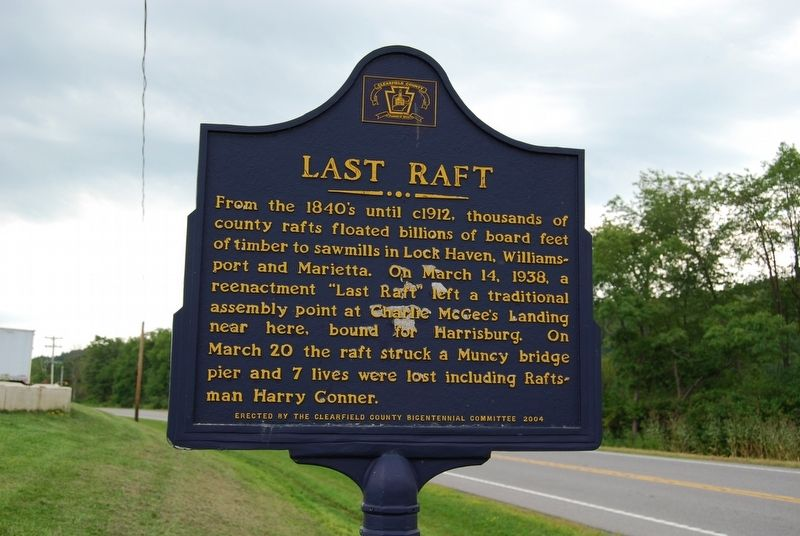 Last Raft Marker image. Click for full size.