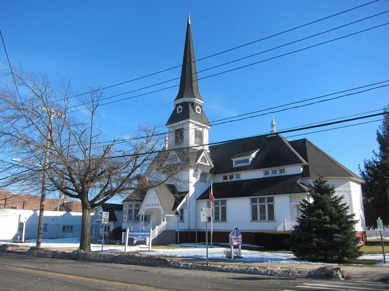 United Methodist Church of Islip image. Click for full size.